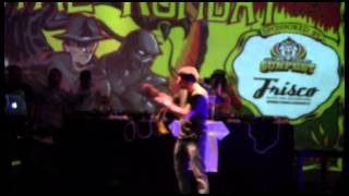 Mortal Kombat soundClash 2015: 1st Round: Hotta Faya vs Blaster sound