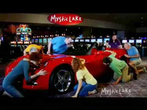 """Lick"" -  Mystic Lake Casino & Hotel Television Commercial (Original)"