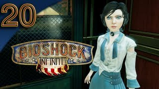 Mr. Odd - Let's Play Bioshock Infinite Part 20 - Take Down the AIRSHIP