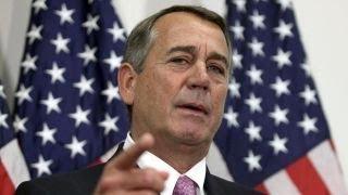 no republican party theres a trump party boehner