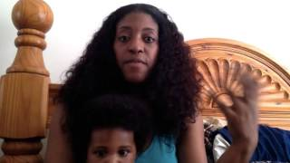 Repeat youtube video Dhairboutique Burmese wavy curly initial review