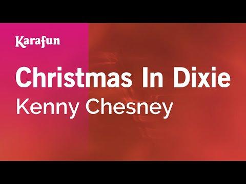 Karaoke Christmas In Dixie - Kenny Chesney *