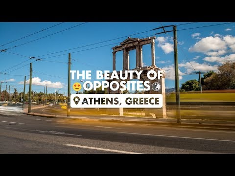 Opposing attractions in Athens