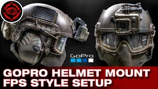 GoPro Helmet Mount How To