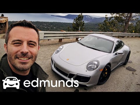 2017 Porsche 911 GTS Review | Test Drive | Edmunds