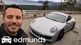 2017 Porsche 911 GTS Review | Test Drive | Edmunds