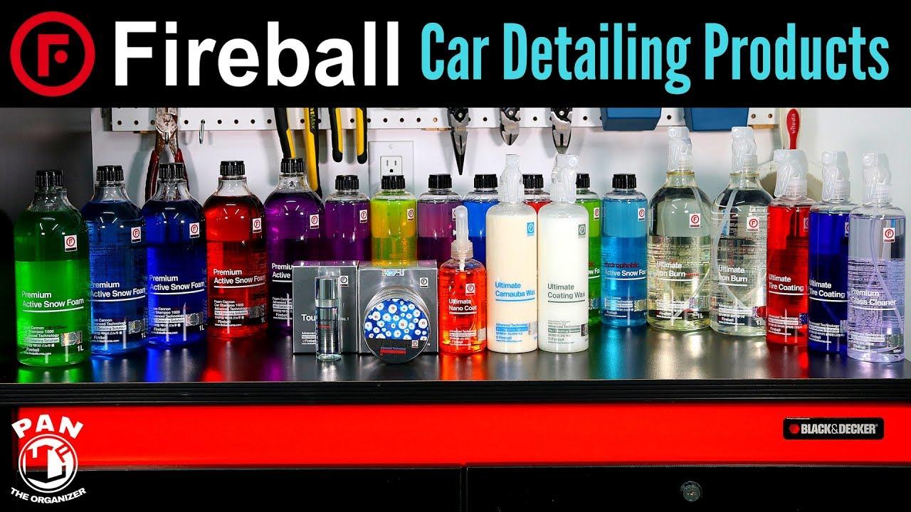 Ceramic Car Wax >> FIREBALL Car Detailing Products: Brand Review !!! (ft. Fusion Wax, Snow Foam, Iron Burn ...