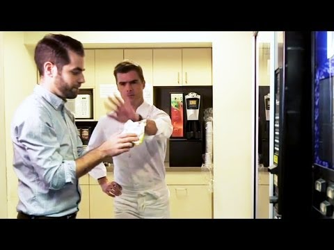 Hugh Acheson at the FOOD & WINE Vending Machine | Food & Wine