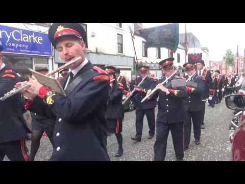 Roses Lane Ends Flute Band @ Black Saturday 2016
