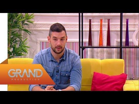 Nemanja Stevanovic - Gostovanje - Grand Magazin - (TV Grand 20.11.2017.)