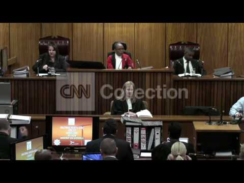 SOUTH AFRICA: PISTORIUS TRIAL RESUMES (FRIDAY)