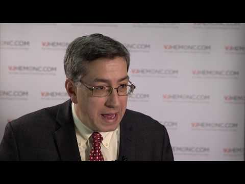 Results and rational behind breakthrough therapy-designated E-selectin antagonist for AML