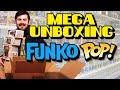 MEGA UNBOXING FUNKO POP