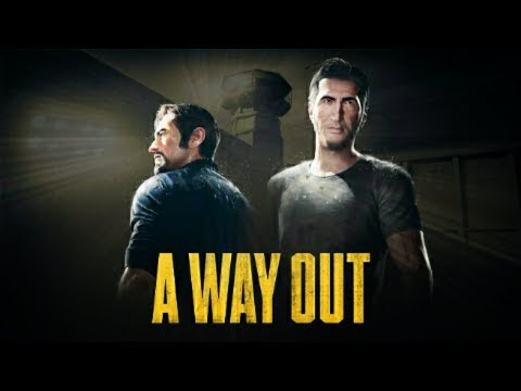 A Way Out: Entire Story Gameplay *6 Hour Stream* (Interactive Streamer)