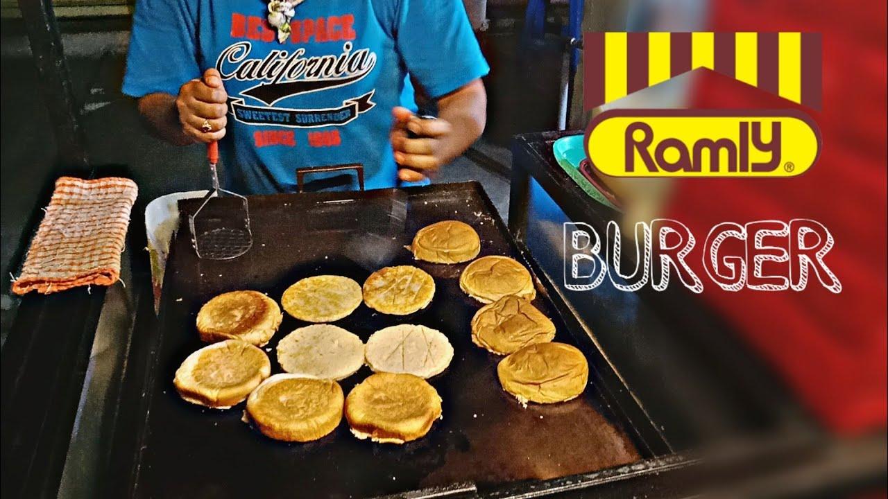 Download RAMLY BURGER  MALAYSIAN STREET FOOD