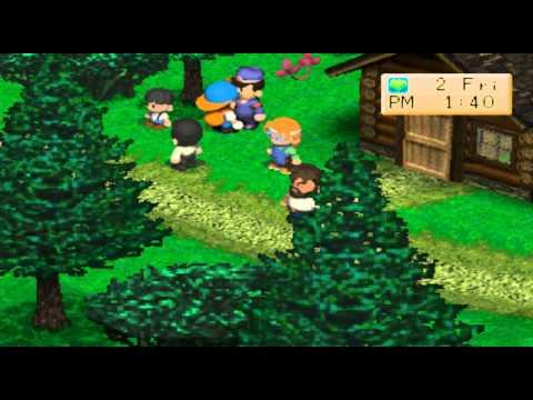 Make Event Monster di Gunung - Harvest Moon Snapshots