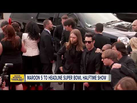 Super Bowl halftime: Maroon 5, Travis Scott and Big Boi Mp3