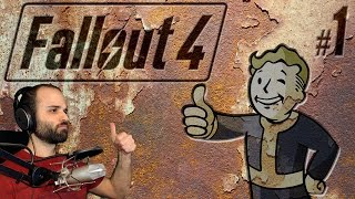 FALLOUT 4 PRIMER CONTACTO Gameplay Espaol