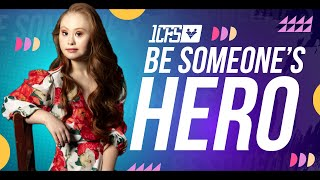Be Someone's Hero — with Madeline Stuart, the Australian Runway Model with Down syndrome