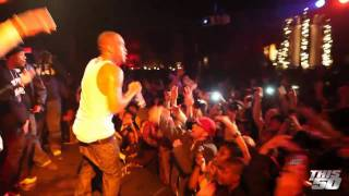 Lloyd Banks Live @BB King in NYC - Backstage Access | Behind The Scenes | 50 Cent