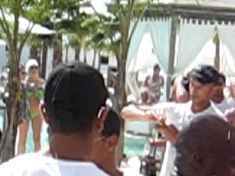 Nikki beach Marrakech Huwelijk Rolf van Dalen