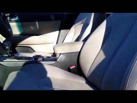 2016 Kia Optima LX Moss Gray Crown Kia Tyler