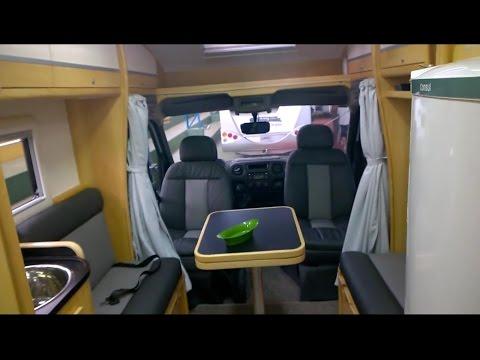 Motorhome Pequeno E Prático, Produzido Pela Itapuã E Vendido Pela SporTrailers 2ª Parte Turiscar