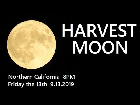 Flat Earth - Harvest Moon thumbnail