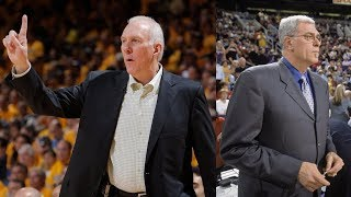 Gregg Popovich Passes Phil Jackson All Time Wins List Coaching 1,156! 2017-18 Season