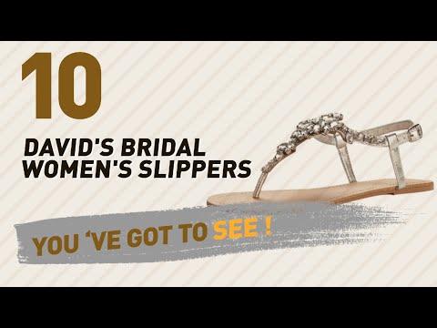 david's-bridal-women's-slippers-//-new-&-popular-2017