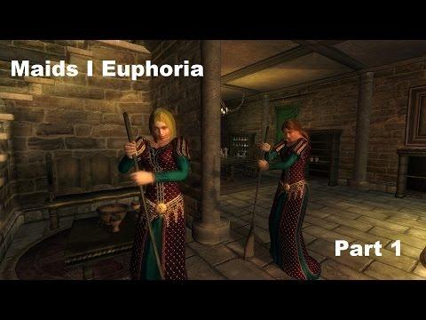 Maids I Euphoria Walkthrough Part 1