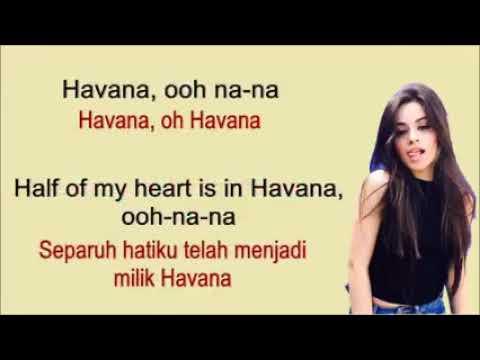 Lagu Havana Oh Na Na Camela Cabelo Plus Lirik Dan Artinya