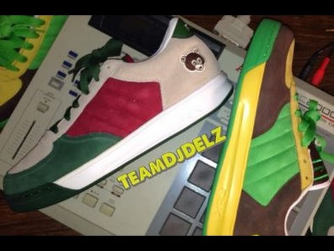 classic style great quality best sale Unreleased Kanye West x Jayz x Reebok Classics S.Carter Sample Shoe With  @DjDelz