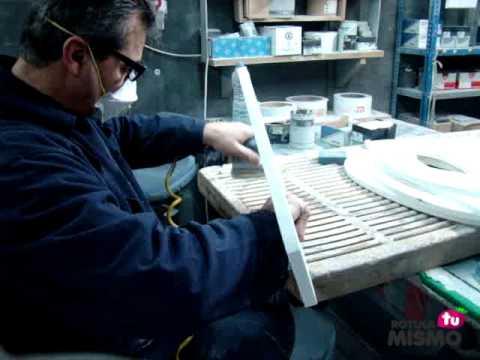 Cómo fabricar letras corpóreas en distintos materiales