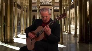 Asturias  Isaac Albéniz (1860-1909)  Guitar Roberto Moya