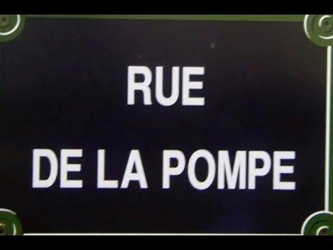 Rue de la Pompe Paris Arrondissement  16e