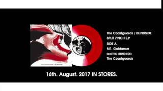 The Coastguards / BLINDISDE SPLIT 7INCH EP 2017.08.16 OUT!!!!