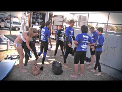 Coolum Surf School Sunshine Coast Queensland Australia.mp4