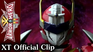Armor Hero XT - Official English Clip [HD 公式] - 07