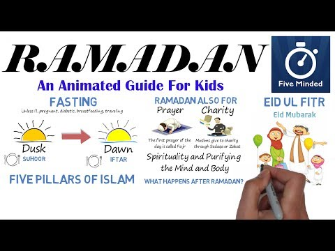 Ramadan Explained - Animation for Kids