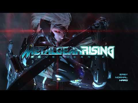 Metal Gear Rising Full Playthrough