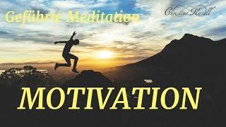 Geführte Meditation: Motivation - WunderTV 2018/Folge 117