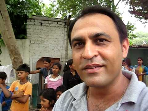 Life In A Day - Dinesh Bhasin, Iccha NGO speaks about the slum kids