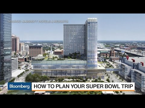 Book Your Trip to Super Bowl LI While You Can