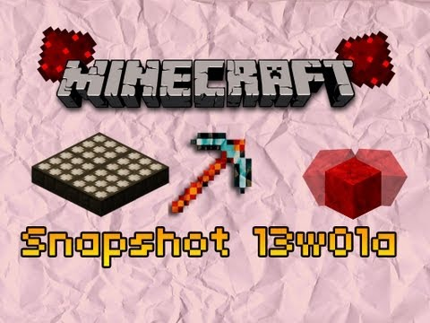 видео: minecraft snapshot 13w01a (КОМПАРАТОР! СОЛНЕЧНЫЕ БАТАРЕИ И ДРУГОЕ!)