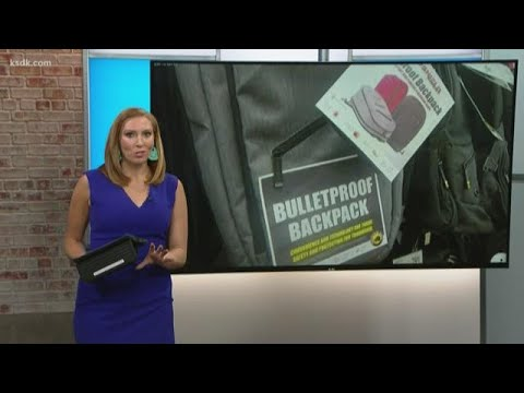 Bulletproof Backpacks Are Selling Out In Some States