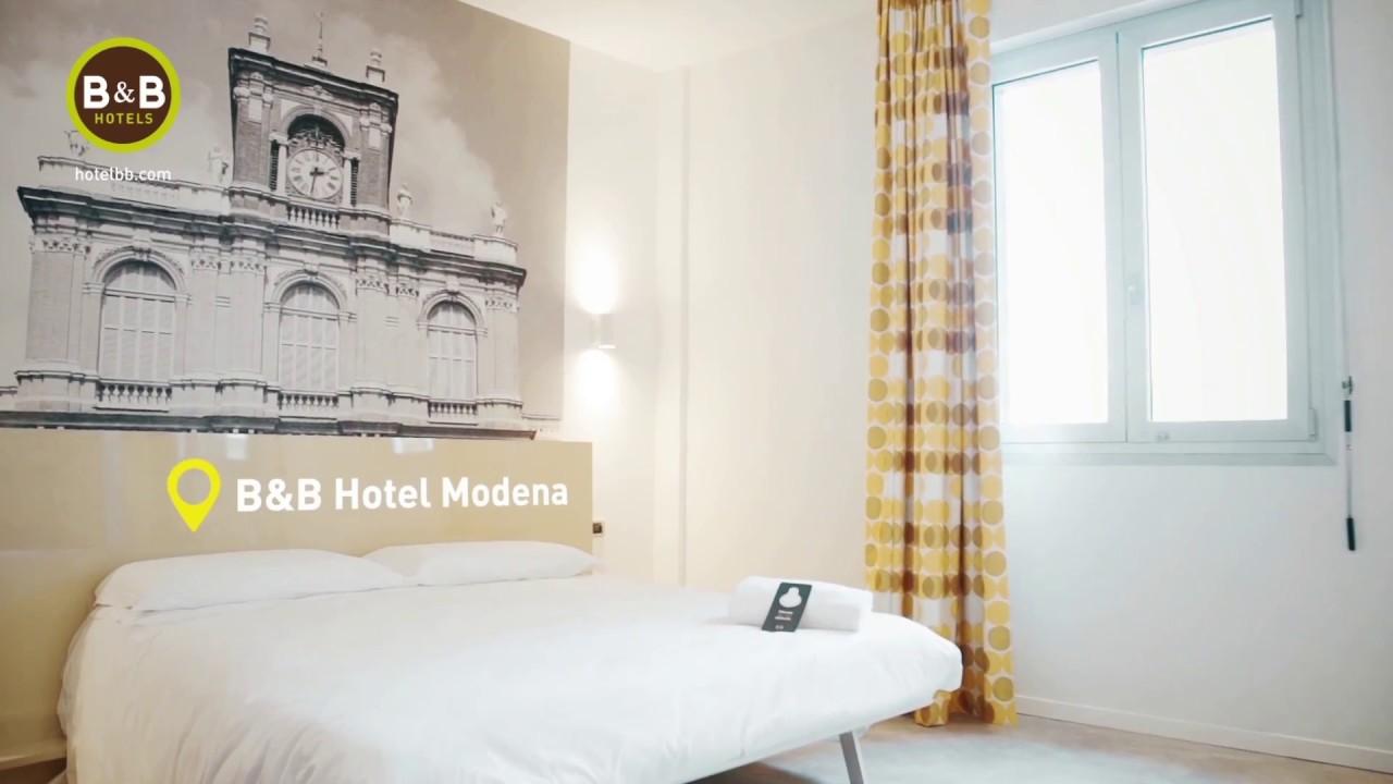 B&B Hotel Modena | im Zentrum von Modena