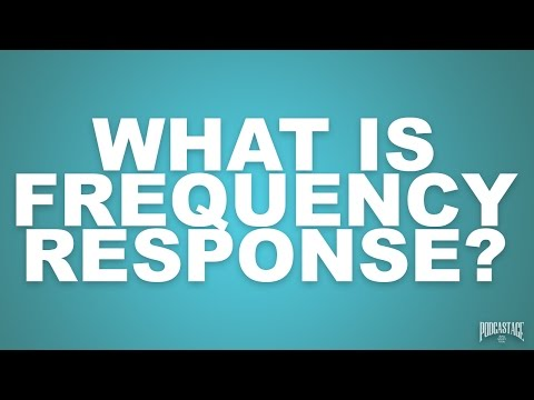 What Is Frequency Response?