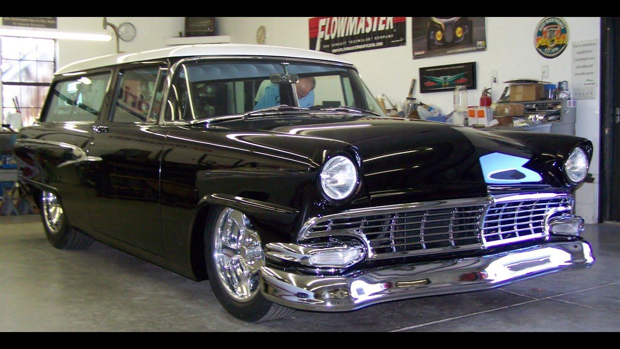 1956 ford customline wagon old car hunt - 1956 Ford Customline Wagon Old Car Hunt 5