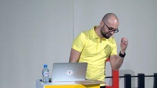 Прототипирование на продакшен-технологиях, Михаил Колосков